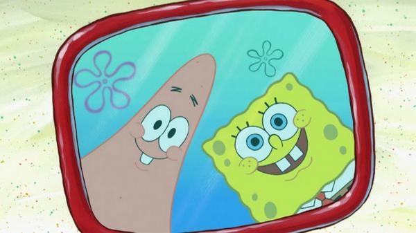 Spongebob v kalhotách  I (72)