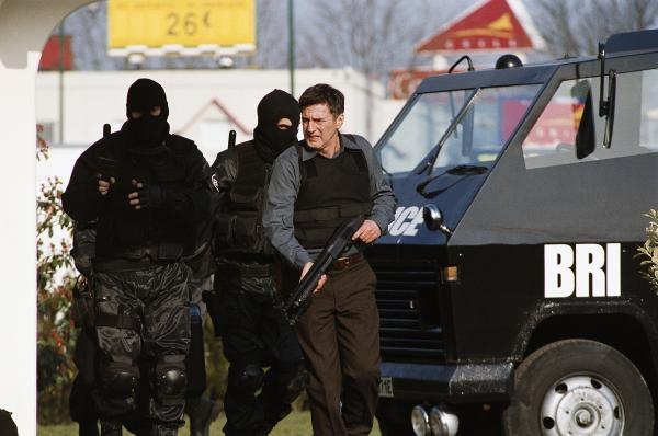 Vojna policajtov