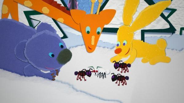 Sleduj online Animovaný, Rodinný Ava Riko Teo na ČT :D, ČT2!