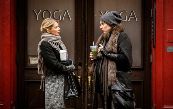 Katie Fforde: Vánoční zázrak v New Yorku