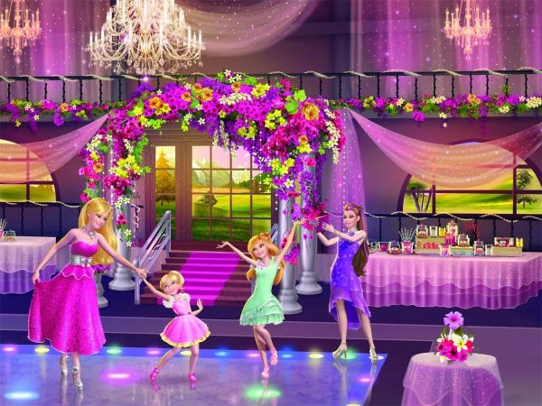 Barbie - Traumvilla-Abenteuer