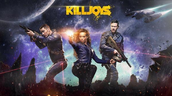 Sleduj online Akční, Dobrodružný, Science Fiction, Thriller Killjoys: Vesmírní lovci na Prima Cool!