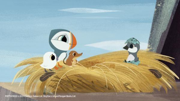 Sleduj online Animovaný, Rodinný ESTI MESE na M2!