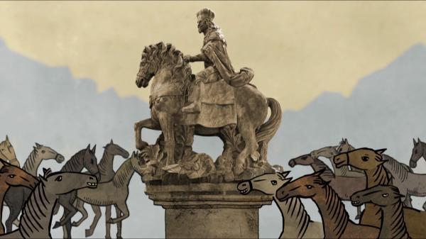 Sleduj online Animovaný, Dokument V sedm u koně na ČT :D!