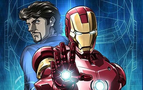 Sleduj online Akční, Animovaný, Science Fiction Iron Man na Prima!