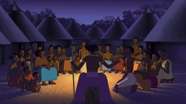 Sleduj online Animovaný, Dobrodružný Kirikou a muži a ženy na !