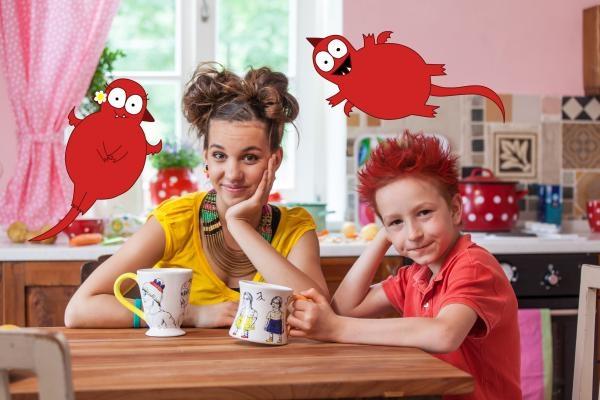 Sleduj online Rodinný, Zábavný, Vaření Draci v hrnci na ČT :D!
