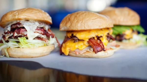 Najlepší hamburger na svete
