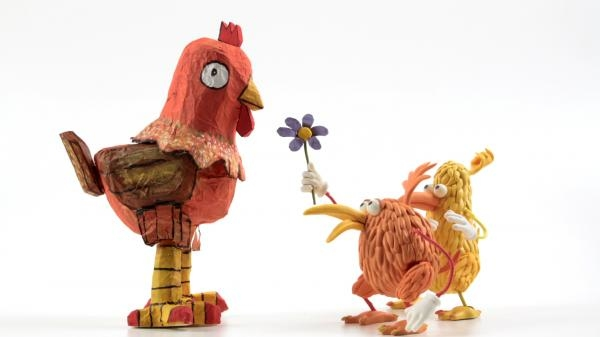 Sleduj online animovaný, rodinný, vzdělávací, zábavný Hravá angličtina s ptáčky kiwi na !
