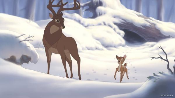 Sleduj online animovaný, rodinný, dětem Bambi 2 na !