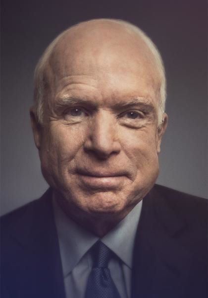 John McCain: Komu zvoní hrana