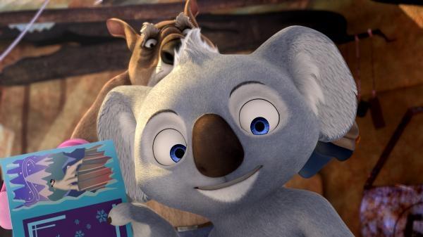 Sleduj online Animovaný, Rodinný Divoká dobrodružství Blinkyho Billa na ČT :D, ČT2!
