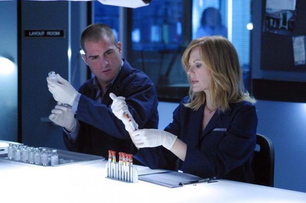 CSI: Kryminalne zagadki Las Vegas  V (4)
