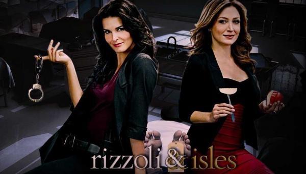 Rizzoli & Isles: Vraždy na pitevně  VII (12)
