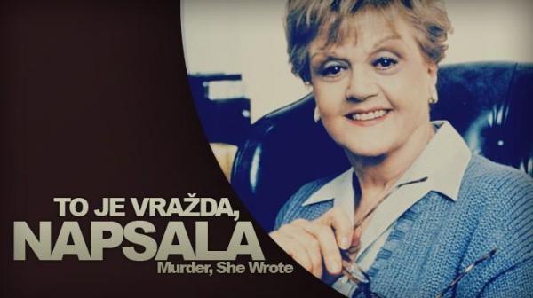 To je vražda, napsala  VIII (9)