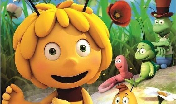 Včielka Maja Nové dobrodružstvá  II