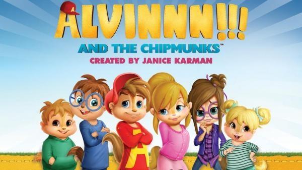 Alvinnn!!! a Chipmunkové  IV (10)