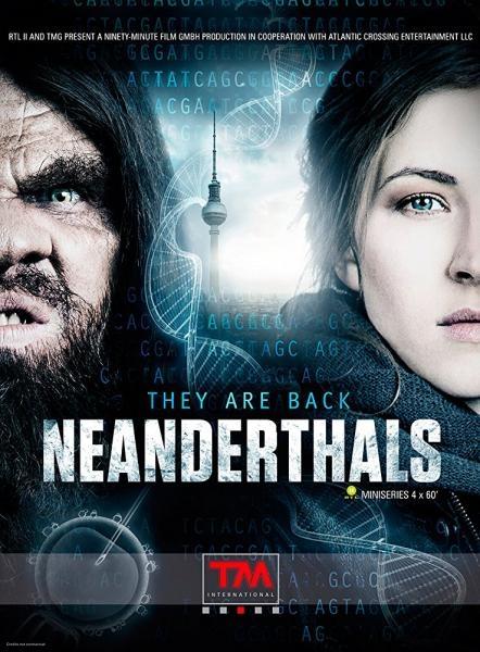 Neandertálci: Experiment
