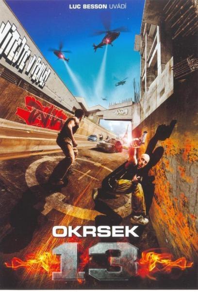 Sleduj online Akční, Krimi, Science Fiction 13 Dzielnica na !