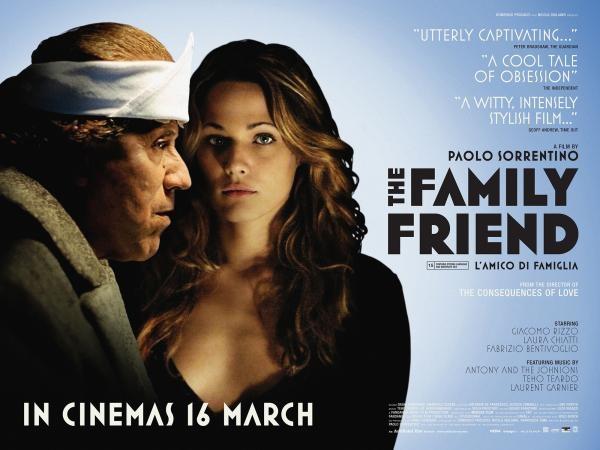 Sleduj online drama Rodinný priateľ na !
