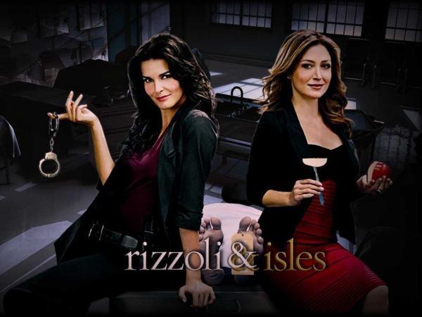 Sleduj online Krimi, Drama, Mysteriózní Rizzoli & Isles: Vraždy na pitevně na Prima Krimi!