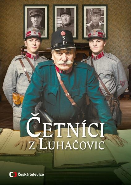 Sleduj online Historický, Komedie, Krimi, Dobové Četníci z Luhačovic na ČT1!