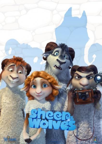 Sleduj online Animovaný, Dobrodružný, Komedie, Rodinný, Fantasy Wilk w owczej skórze na !