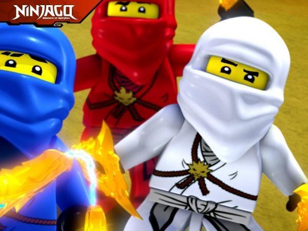 Ninjago - Die Meister der Zeit