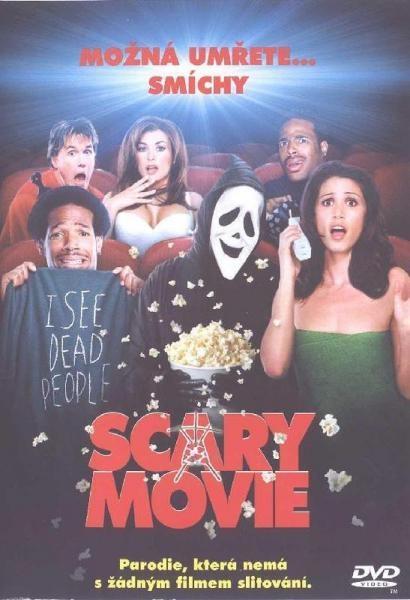 Sleduj online Horor, Komedie, Mysteriózní, parodie Scary Movie: Desnej biják na !