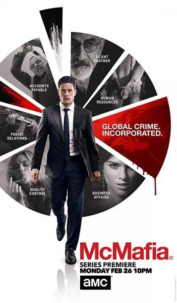 Sleduj online krimi, drama, thriller McMafie na !