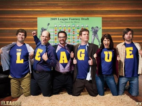 Sleduj online komedie, sitcom Liga snov na !