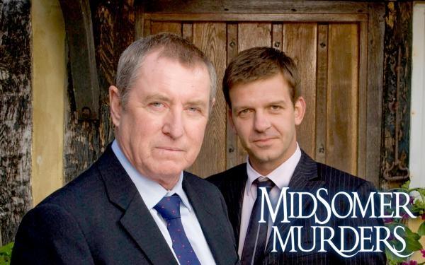 Sleduj online Krimi, Drama, Mysteriózní, Thriller Vraždy v Midsomeru na Prima Krimi, Prima!