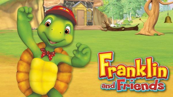 Sleduj online animovaný Franklin a priatelia na !