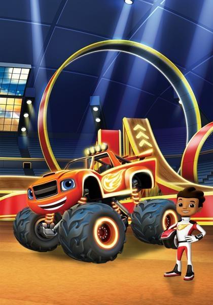 Sleduj online Animovaný, Akční, Komedie, Rodinný Plamínek a čtyřkoláci na Nickelodeon!