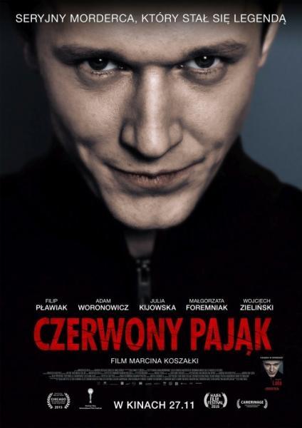 Sleduj online Drama, Krimi, psychologický, Thriller Červený pavouk na !