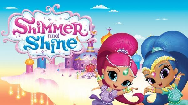 Sleduj online Animovaný, Dobrodružný, Fantasy, Rodinný Shimmer a Shine na Nickelodeon!