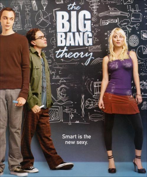 Sleduj online Komedie, Romantický, Sitcom The Big Bang Theory na PRO7!
