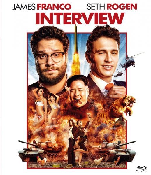 Sleduj online Akční, Komedie Interview na !