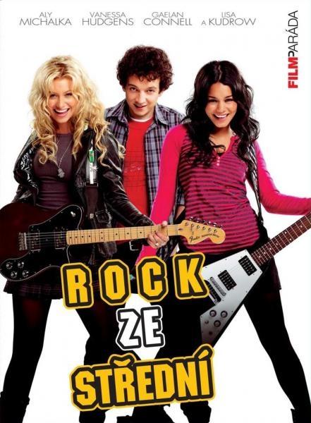 Sleduj online drama, komedie, rodinný, romantický Rock ze střední na !