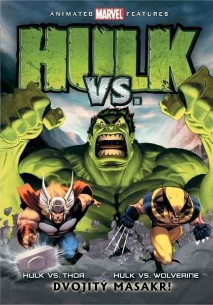 Sleduj online Akční, Animovaný Hulk Vs. Thor na !