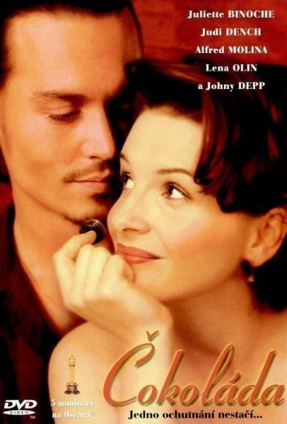 Sleduj online Drama, Komedie, Romantický Čokoláda na !