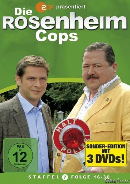 Sleduj online Komedie, Krimi Die Rosenheim-Cops na ZDF!