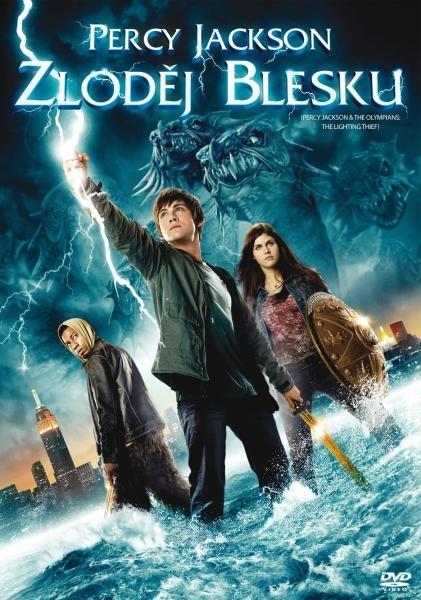Sleduj online Dobrodružný, Fantasy, Komedie, Pohádka Percy Jackson: Zloděj blesku na !