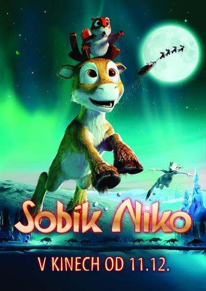 Sleduj online Animovaný, Dobrodružný, Rodinný Sobík Niko na !