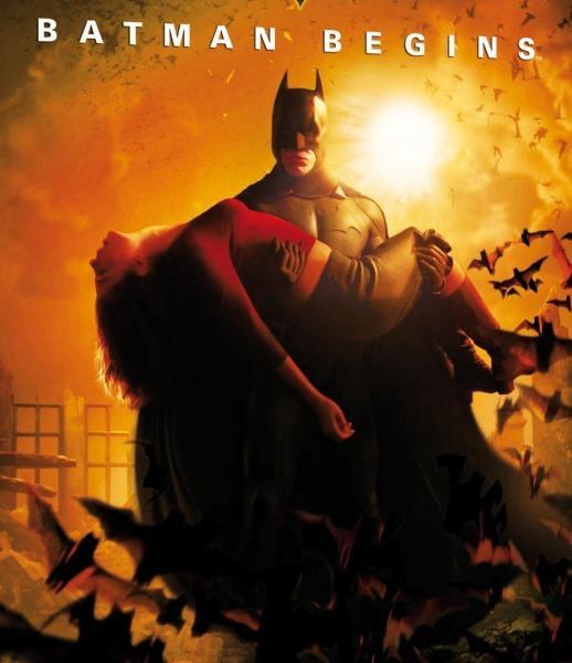 Sleduj online akční, dobrodružný, krimi, mysteriózní, thriller Batman začíná na !