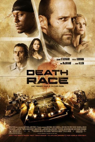 Sleduj online akční, dobrodružný, sci-fi, thriller Rallye smrti na !
