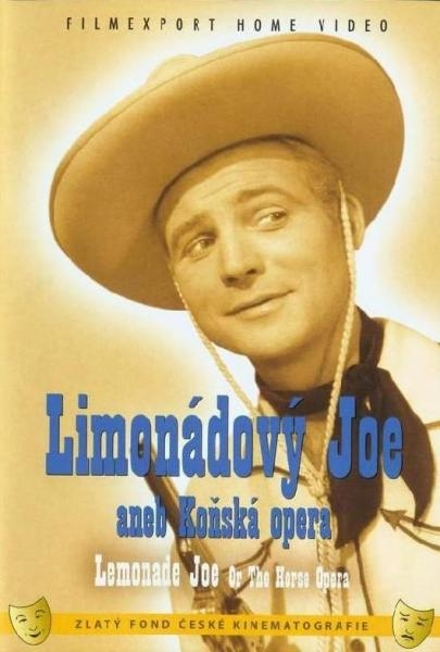 Sleduj online dobrodruďż˝nďż˝, hudba & umďż˝nďż˝, komedie, romantickďż˝, western, dobrodružný, romantický Limonádový Joe aneb Koňská opera na !