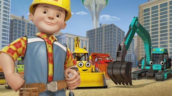Sleduj online Animovaný, Životopisný, Komedie, Krimi, Rodinný, Fantasy Bob Budowniczy na Puls 2!