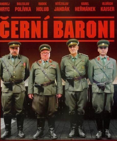 Sleduj online Komedie Černí baroni na !