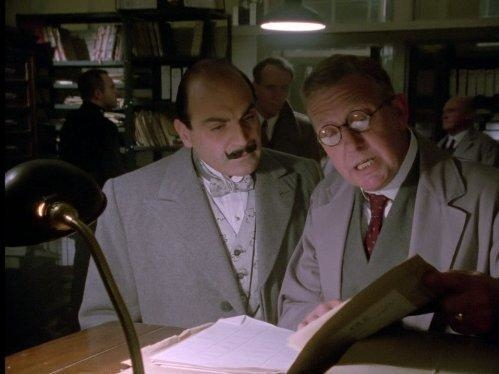 Agatha Christie: Poirot  II (8)